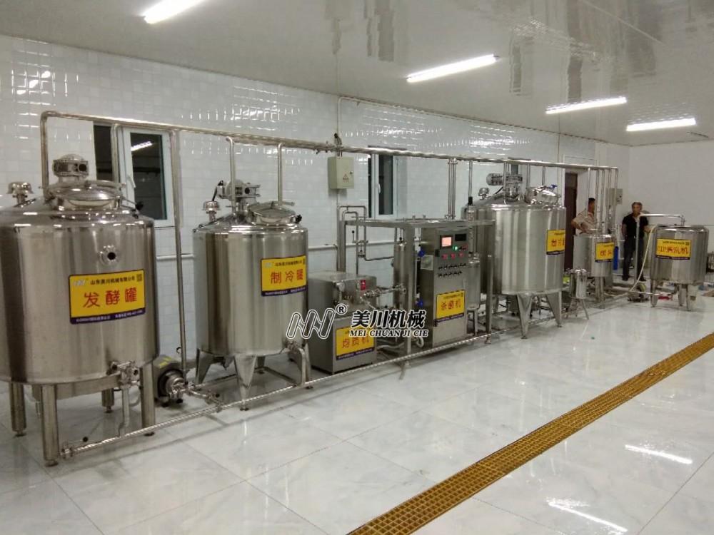 乳品生产线设备