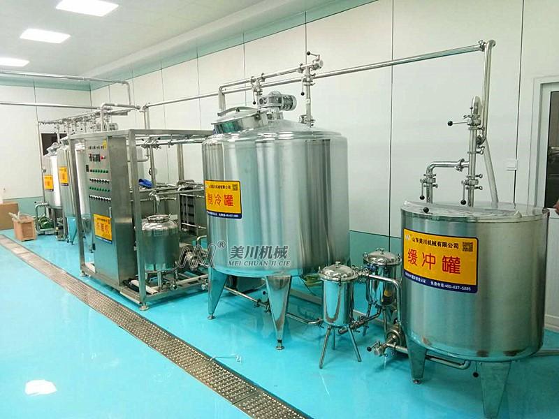 牛奶生产线设备