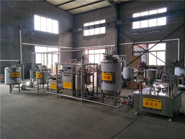 牛奶生产线厂家