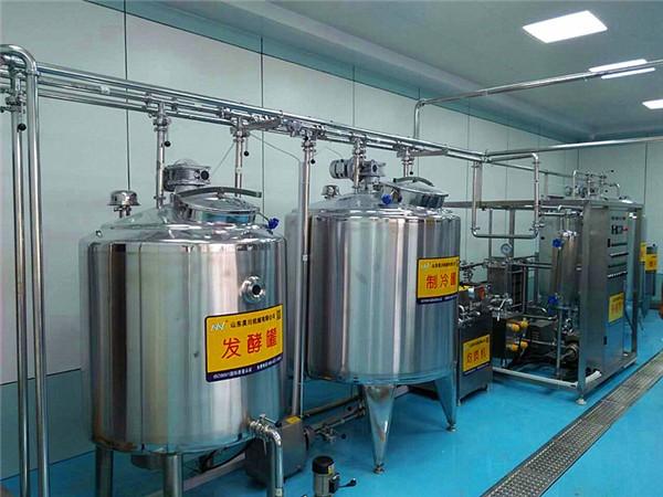 全自动巴氏奶生产线