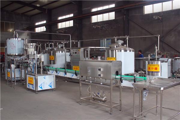 巴氏奶生产线设备