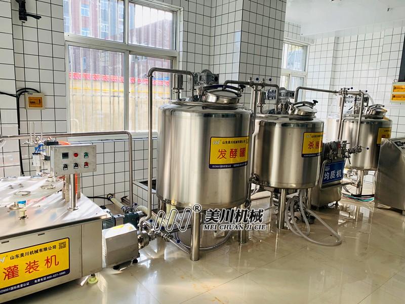 300升酸奶加工设备